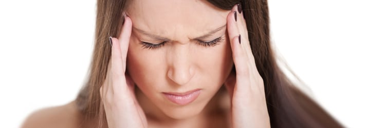see the best chiropractor in Mansfield for headache relief